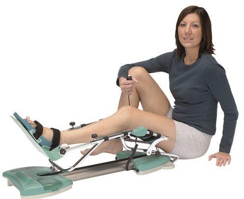 CPM-пристрій для коліна Kinetec Prima Advance™