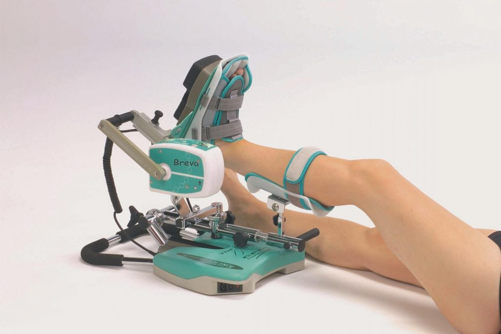 CPM-пристрій для гомілковостопного суглобу  Kinetec Breva™