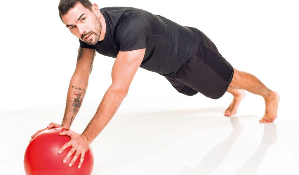 Компактний м'яч Compact MedicineBall